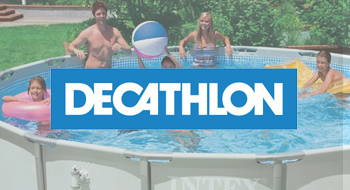 piscinas desmontables decathlon