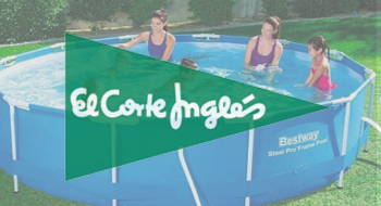 piscinas desmontables el corte ingles