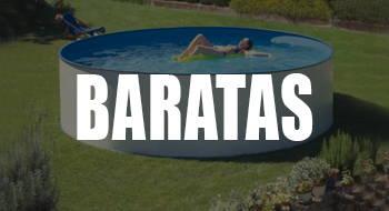 mejores piscinas desmontables baratas