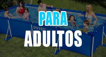 mejores piscinas desmontables para adultos