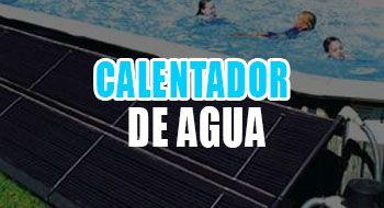 calentadores de agua para piscinas desmontables
