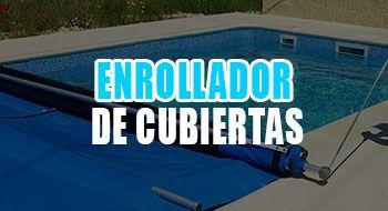 enrollador de cubiertas para piscinas