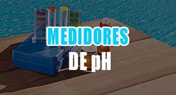 medidores de ph para piscinas