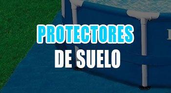 protectores de suelo para piscinas desmontables